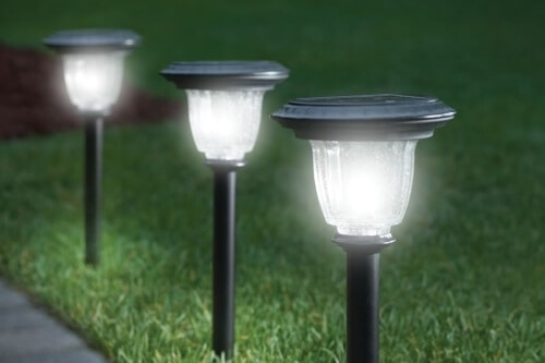 Solar Lantern LED Lamp