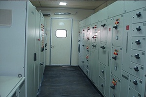 Containerized E-House Solutions