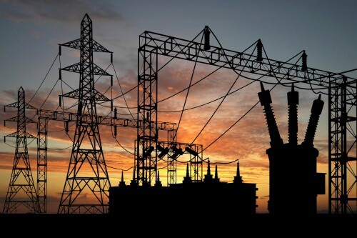 Power substation & Distribution